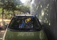 Bán xe cũ Daewoo Matiz đời 2007, màu xanh lục