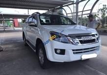Bán xe cũ Isuzu Dmax đời 2016, màu trắng