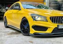 Cần bán gấp xe cũ Mercedes CLA 250 đời 2015, màu vàng
