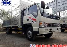 Giá xe tải Jac 6.4 tấn bán trả góp, hỗ trợ vay vốn ngân hàng 85%