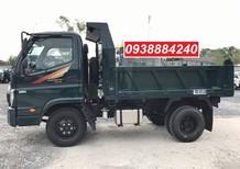 Bán xe ben Thaco Forland FD345 E4 3.5 tấn thùng ben 3 khối - Vay 80% tại Long An, Tiền Giang, Bến Tre