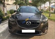 Bán xe Mazda CX 5 năm sản xuất 2016, màu nâu
