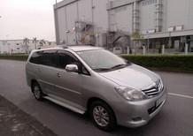Cần bán Toyota Innova đời 2010 G xịn, xe tư nhân biển Bắc Giang