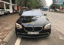 Bán ô tô BMW 7 Series 740li sản xuất năm 2009, màu đen, xe nhập