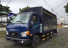 Bán xe Hyundai New Mighty 75S 2018, thùng mui bạt, khuyến mãi lên đến 20 triệu đồng