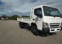 Bán xe tải Fuso Canter 6.5, tải 3.4 tấn thùng 4.3m, động cơ Euro4