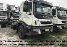 Bán xe tải Daewoo 10 tấn nhập khẩu, giá tốt nhất, xe giao ngay