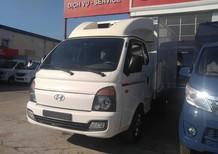Cần bán xe Hyundai H 100 sản xuất 2015, màu trắng, nhập khẩu, 580tr