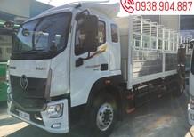 Bán xe Thaco AUMAN C160 sản xuất 2018, màu trắng, 719tr