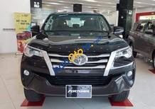 Bán Toyota Fortuner 2.4 đời 2018, màu đen