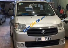 Bán Suzuki APV năm sản xuất 2010, màu bạc, xe nhập giá cạnh tranh
