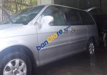 Cần bán xe Kia Carnival năm 2007, màu bạc