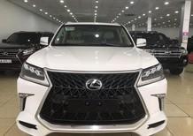 Bán Lexus LX570 màu trắng, nhập Mỹ, model và đăng ký 2016, full option, xe đẹp, biển Hà Nội. LH: 0906223838