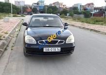 Bán Daewoo Nubira sản xuất năm 2003, màu đen như mới