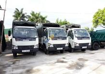 Bán xe tải Isuzu năm sản xuất 2018, màu trắng