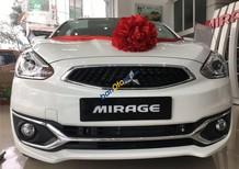 Bán ô tô Mitsubishi Mirage năm sản xuất 2019, màu trắng, nhập khẩu nguyên chiếc
