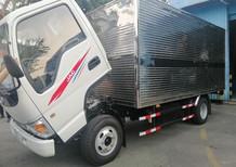 Bán xe tải Jac 2T4 L250 động cơ Isuzu thùng dài 4.3m