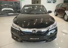 Bán xe Honda Accord 2.4s năm sản xuất 2019, màu đen, nhập khẩu