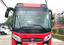 Bán xe khách 34 chỗ bầu hơi Thaco TB85S tại Hà Nội đời 2019