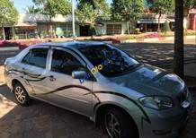Bán xe Toyota Vios sản xuất 2005, màu bạc, xe cỡ nhỏ đô thị, có kiểu dáng nhỏ gọn