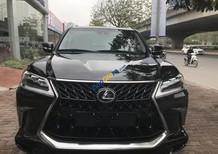 Bán Lexus LX 570 Super Sport Autobiography MBS 4 chỗ. sản xuất 2019, màu đen, xe nhập
