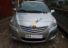 Cần bán Toyota Vios E sản xuất năm 2010, màu bạc