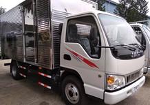 Bán xe tải Jac 2T4 (2.4 tấn), thùng dài 4.4 mét, động cơ Isuzu