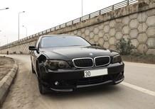 Bán xe BMW 7 Series 750Li 2005, màu đen, nhập khẩu, giá 510tr