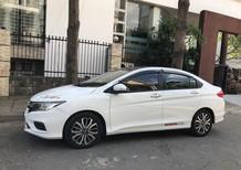 Cần bán xe Honda City Top 2017, màu trắng