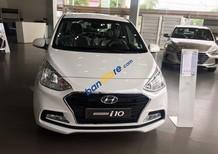Bán Hyundai Grand i10 đời 2019, màu trắng, giá tốt