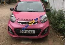 Bán Kia Morning đời 2013, màu hồng, giá tốt