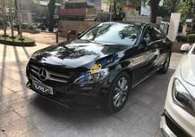 Bán xe cũ Mercedes C200 sản xuất 2016, màu đen