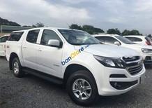 Bán Chevrolet Colorado sản xuất 2019, màu trắng, xe nhập