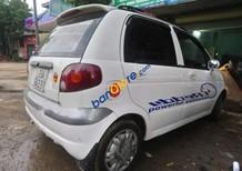 Bán xe cũ Daewoo Matiz đời 2005, màu trắng