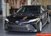 Bán xe Toyota Camry XLS năm 2019, màu đen, nhập khẩu nguyên chiếc