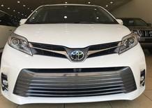 Bán Toyota Sienna Limited năm 2018, màu trắng, xe nhập