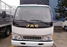 Bán xe tải Jac 2.4 tấn thùng dài 4.3m đi vào thành phố, máy Isuzu