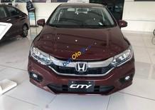 Cần bán xe Honda City năm 2018, màu đỏ, 559tr