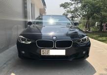 Cần bán BMW 3 Series 320i model 2015, màu đen, nhập khẩu