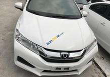 Cần bán gấp xe cũ Honda City năm 2016, màu trắng