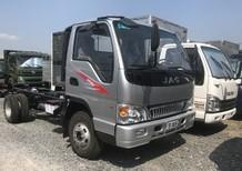 Bán xe tải Jac 4T9 - HFC1048/L500 - Euro4 - Động cơ ISUZU chính hãng