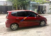 Bán Honda FIT 1.5L năm 2008, màu đỏ, nhập khẩu nguyên chiếc