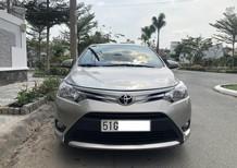 Bán Toyota Vios AT model 2018, màu vàng cát