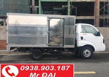 Giá xe tải 2t4 Kia K250 nhận xe ngay hỗ trợ trả góp 75%