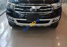 Cần bán Ford Everest Titanium năm 2018, màu đen, nhập khẩu Thái