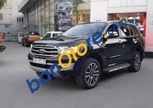 Cần bán xe Ford Everest Titanium 2.0L 4x2 sản xuất năm 2018, màu đen, nhập khẩu nguyên chiếc