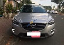 Bán ô tô Mazda CX 5 Facelift năm sản xuất 2017, màu bạc, nhập khẩu nguyên chiếc