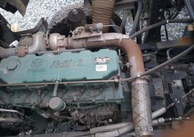 Bán FAW xe tải thùng 4 chân 2015, xe nhập