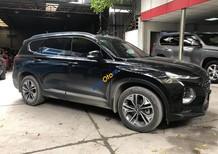 Bán Hyundai Santa Fe năm 2019, màu đen