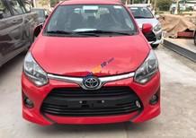 Bán Toyota Wigo sản xuất 2019, màu đỏ, nhập khẩu nguyên chiếc